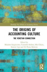 Omslag - The Origins of Accounting Culture