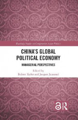 Omslag - China's Global Political Economy