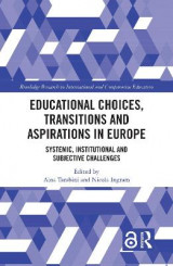 Omslag - Educational Choices, Transitions and Aspirations in Europe