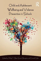 Omslag - Child and Adolescent Wellbeing and Violence Prevention in Schools