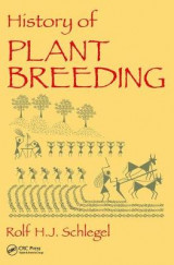 Omslag - History of Plant Breeding
