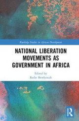 Omslag - National Liberation Movements as Government in Africa