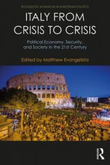 Omslag - Italy from Crisis to Crisis