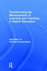 Omslag - Transforming the Measurement of Learning and Teaching in Higher Education