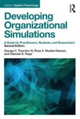 Omslag - Developing Organizational Simulations