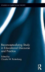 Omslag - Reconceptualizing Study in Educational Discourse and Practice