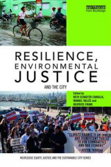 Omslag - Resilience, Environmental Justice and the City