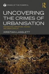 Omslag - Uncovering the Crimes of Urbanisation