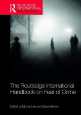 Omslag - The Routledge International Handbook on Fear of Crime