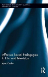 Omslag - Affective Sexual Pedagogies in Film and Television