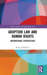 Omslag - Adoption Law and Human Rights