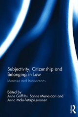 Omslag - Subjectivity, Citizenship and Belonging in Law