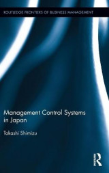 Omslag - Management Control Systems in Japan