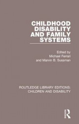 Omslag - Childhood Disability and Family Systems