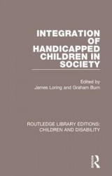 Omslag - Integration of Handicapped Children in Society