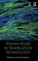 Omslag - Human Issues in Translation Technology