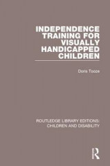 Omslag - Independence Training for Visually Handicapped Children