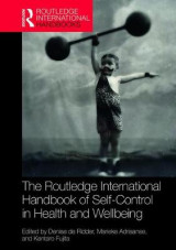 Omslag - Routledge International Handbook of Self-Control in Health and Well-Being