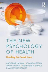 Omslag - The New Psychology of Health