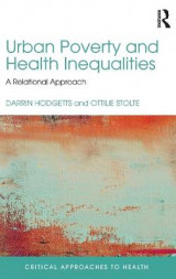 Omslag - Urban Poverty and Health Inequalities