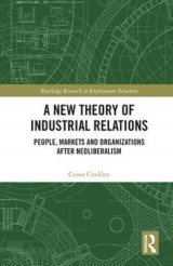 Omslag - A New Theory of Industrial Relations