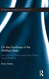 Omslag - On the Frontlines of the Welfare State