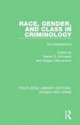 Omslag - Race, Gender, and Class in Criminology
