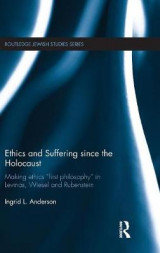 Omslag - Ethics and Suffering Since the Holocaust