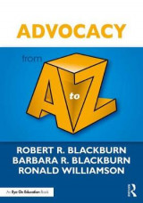 Omslag - Advocacy from A to Z