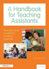 Omslag - A Handbook for Teaching Assistants