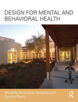 Omslag - Design for Mental and Behavioral Health