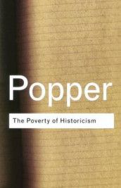 The Poverty of Historicism av Karl Popper (Innbundet)