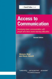 Access to Communication av Dave Hewett og Melanie Nind (Innbundet)