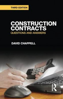 Construction Contracts av David Chappell (Innbundet)