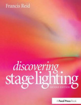 Omslag - Discovering Stage Lighting