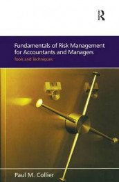 Fundamentals of Risk Management for Accountants and Managers av Paul M. Collier (Innbundet)