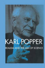 Realism and the Aim of Science av Karl Popper (Innbundet)