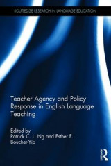 Omslag - Teacher Agency and Policy Response in English Language Teaching
