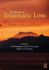Omslag - Handbook of Traumatic Loss