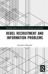 Omslag - Rebel Recruitment and Information Problems