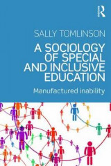 Omslag - A Sociology of Special and Inclusive Education