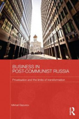 Omslag - Business in Post-Communist Russia