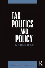 Omslag - Tax Politics and Policy