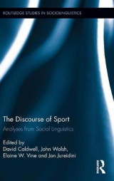 Omslag - The Discourse of Sport
