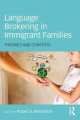 Omslag - Language Brokering in Immigrant Families