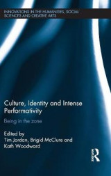 Omslag - Culture, Identity and Intense Performativity