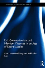 Omslag - Risk Communication and Infectious Diseases in an Age of Digital Media