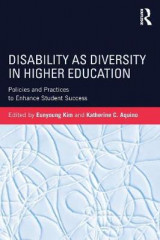 Omslag - Disability as Diversity in Higher Education