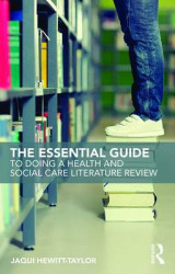 Omslag - The Essential Guide to Doing a Health and Social Care Literature Review