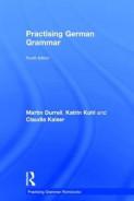 Practising German Grammar